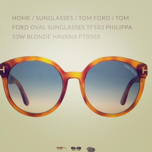 09aa796f08c Tom Ford Philippe TF503 Women s Brown Sunglasses